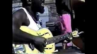 Louisiana Blues Slide Guitar