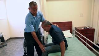 Caregiver Training: Transferring From A Bed To A Wheelchair - 24Hr HomeCare