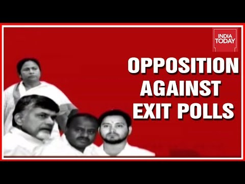 Is Opposition In Panic After Lok Sabha Exit Poll Results 2019?
