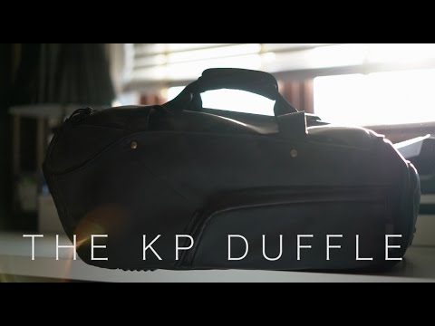 Keep Pursuing Duffle – The Ultimate Travel Bag Review
