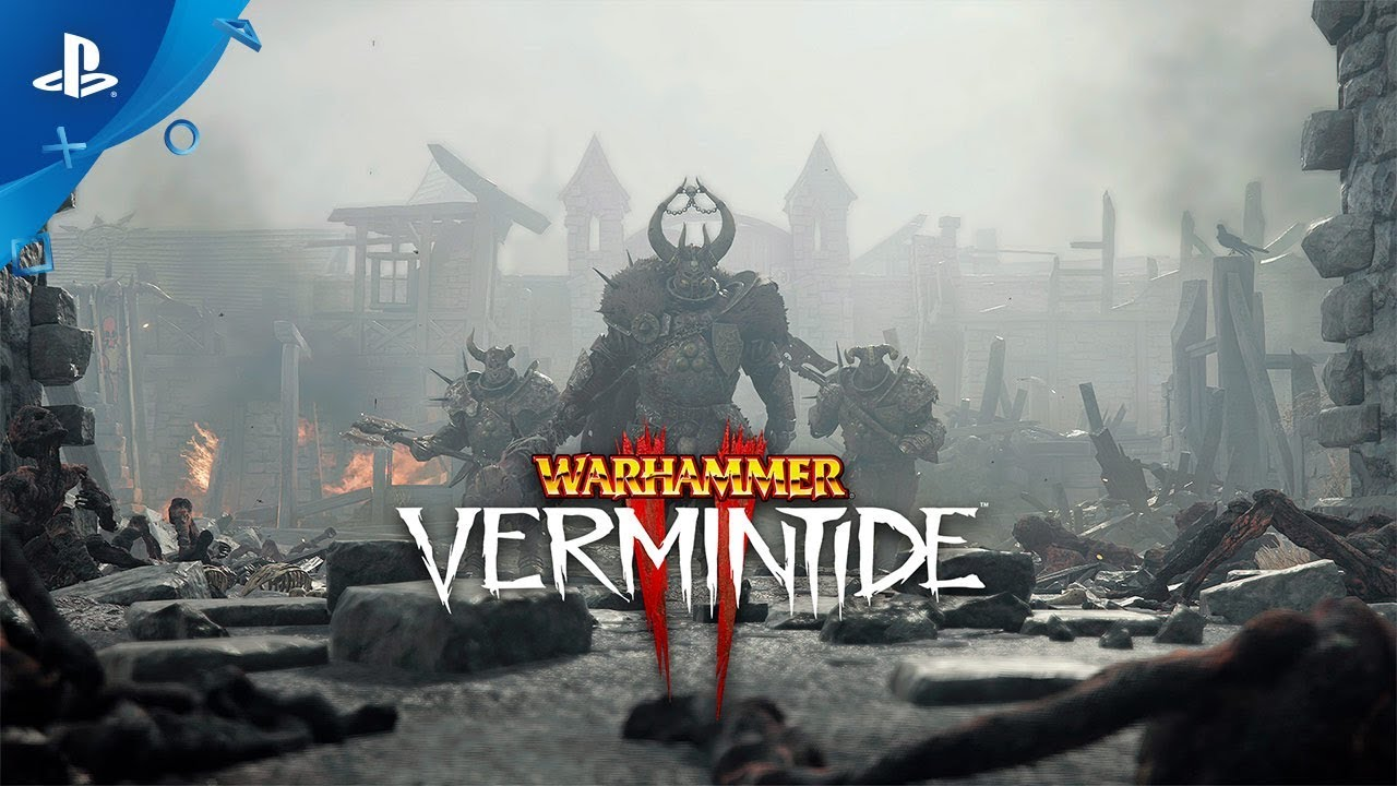 Warhammer: Vermintide 2 Hits PS4 December 18, Closed Beta Starts Tomorrow