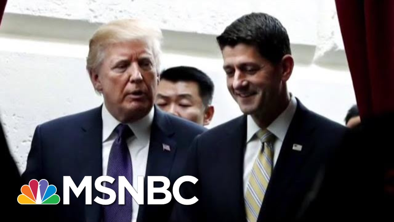 Poll: Voters Want Candidates To Buck President Donald Trump   The Last Word   MSNBC thumbnail