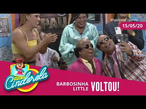 PAPEIRO DA CINDERELA - Exibido sexta-feira 15/05/20