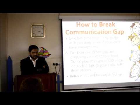 How to break Communication Gap
