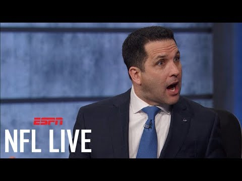 Adam Schefter fired up over NFL concussion issues | NFL Live | ESPN
