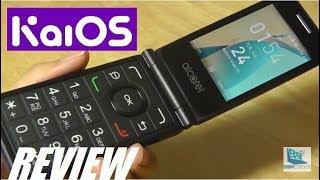 REVIEW: Alcatel Go Flip - KaiOS Flip Phone - Nope, Skip It
