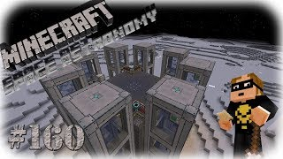 Am laufenden Band - #160 💎 Minecraft Space Astronomy 💎  Feed The Beast Modpack