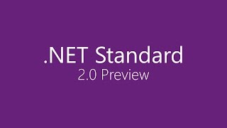Now is the time to try NET Core Get a preview of
