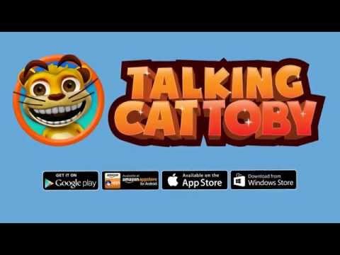 Vídeo do Gato Falante
