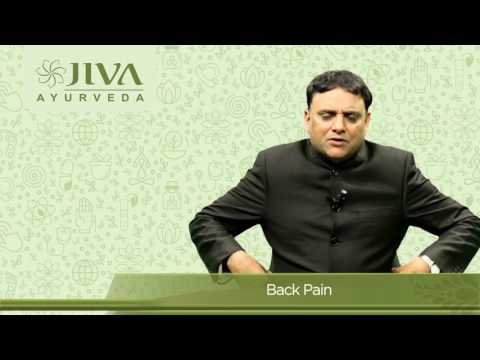 Ayurvedic Remedies for Backache and Pain