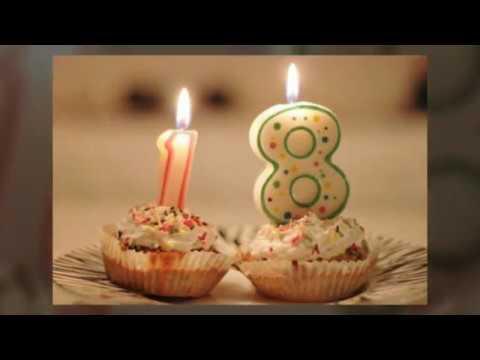 Поздравления с днем рождения 18 лет молодым людям