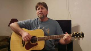 Sweet Baby James - James Taylor Cover By Bob Malcom