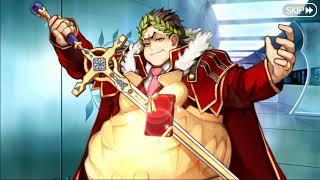 Gaius Julius Caesar  - (Fate/Grand Order) - Fate/Grand Order - Caesar Voiced Valentine's Scene (English Subbed)