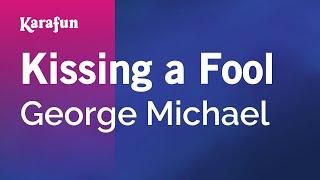 Karaoke Kissing A Fool  George Michael