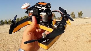 Vifly R220 M2 FPV Racer Flight Test Review