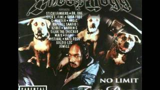 Snoop Dogg ft. C-Murder - Down 4 my Niggaz (No Limit TopDogg, 1999)