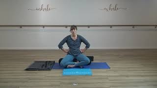 Yin Yoga #8 With Kim Bell Focusing on Heart Chakra
