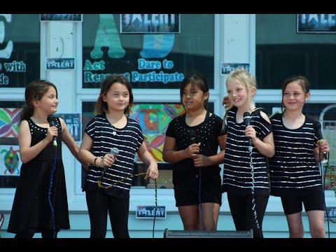PAPAPOP @ GVS has got Talent 2018