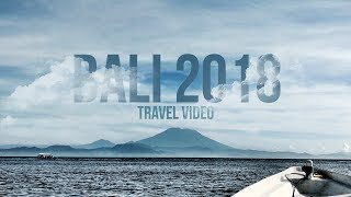 BALI TRAVEL VIDEO  | 45min (CZ) | iphone8plus | goprohero6 | Zhiyun Smooth Q