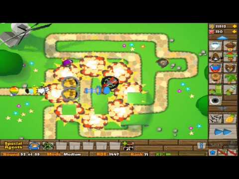 Black And Gold Games Bloons Tower Defense 5 Quest For