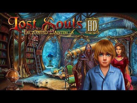 Video of Lost Souls: Enchanted Painting
