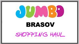 Jumbo Brașov - tur de  magazin și haul