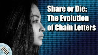 Share Or Die: The Evolution Of Chain Letters | Urban Legend Analysis