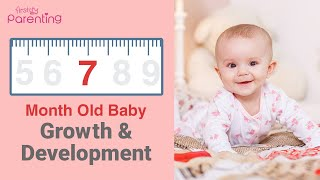 7 Month Old Baby - Growth, Development, Activities & Care Tips