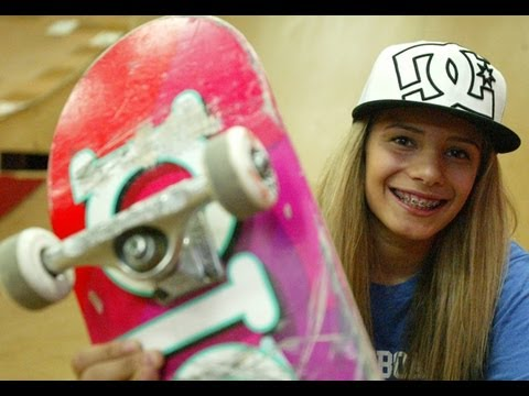 Alana Smith is headed to the X Games in Spain