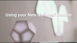Meet the Nanoleaf Remote