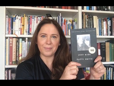 Victoria's Book Review: Just Kids by Patti Smith