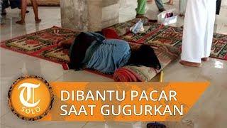 Kronologi Gadis Terkapar Lemas Diduga Gugurkan Kandungan di Masjid, Takmir: Ditinggal Kabur Temannya