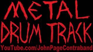 Brutal Death Metal Slam Drum Backing Track Grindcore
