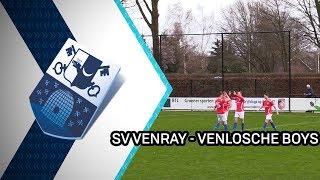 Samenvatting SV Venray – Venlosche Boys - 3 maart 2020 - Peel en Maas TV Venray