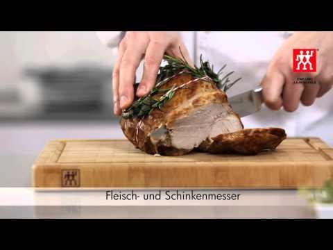Richtig schneiden (2/6) – Das Fleischmesser – ZWILLING J.A. Henckels