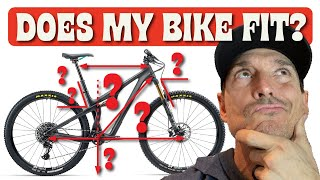 SIZING MY NEXT MOUNTAIN BIKE | How long is too long?
