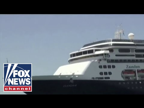 Cruise ships with hundreds of sick passengers prepare to arrive in US