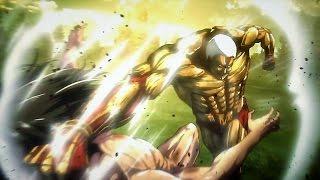 Shingeki no Kyojin Season 2「AMV」World Crusher