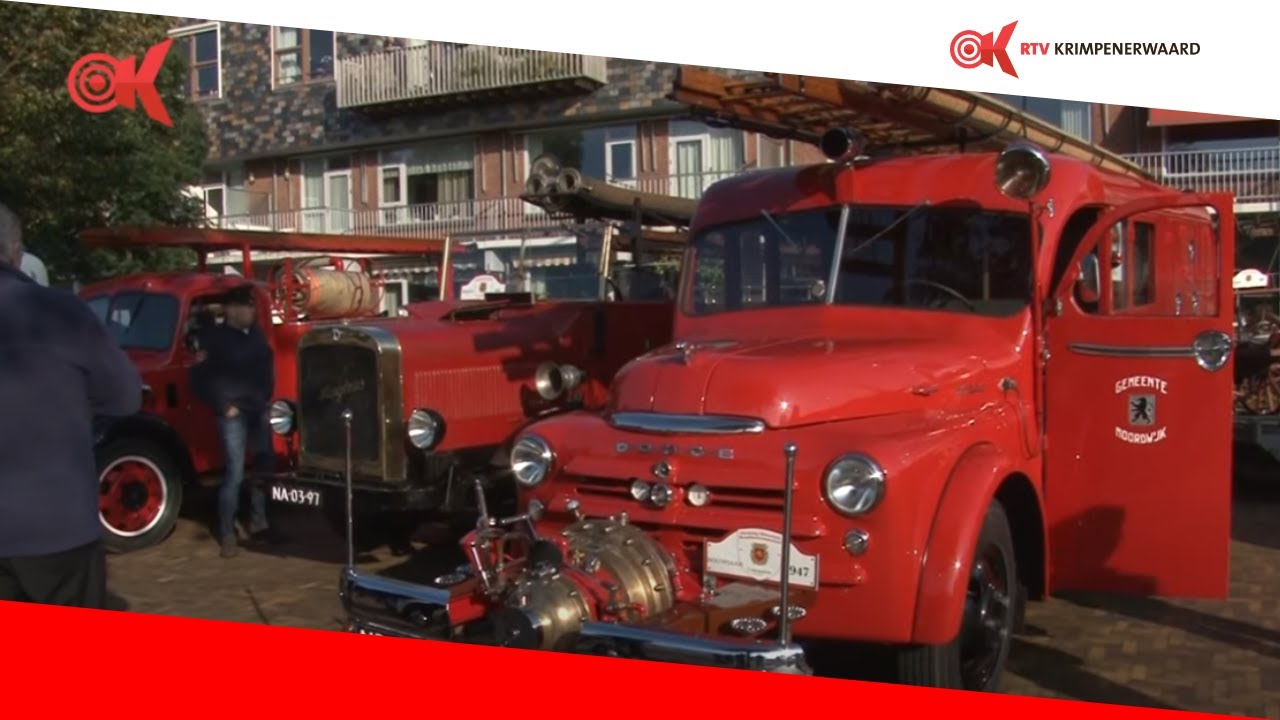 Herdenking grote brand van Bergambacht 1921