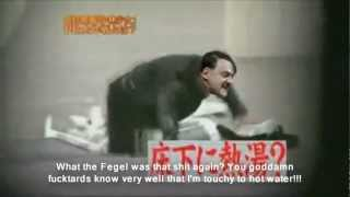 Hitler's second trip to Japan
