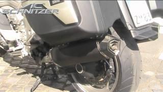 BMW K 1600 GT GTL Mit AC Schnitzer STEALTH Schalldampfer