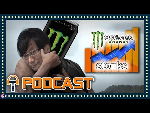TripleJump Podcast #40: Death Stranding: Monster Energy Stock Prices Rise?