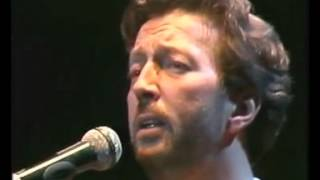 Eric Clapton & Mark Knopfler  Same Old Blues - part I (San Francisco 1988)