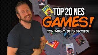 Top 20 BEST NES Games! Part 1