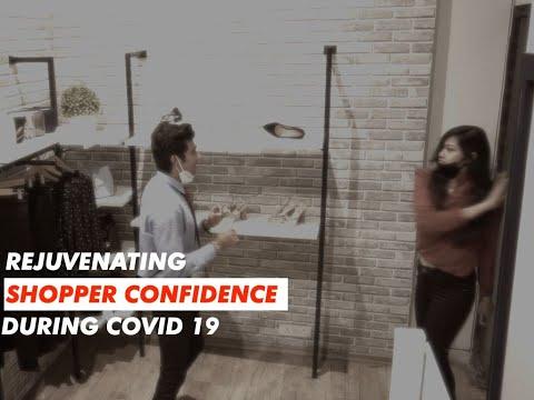 Rejuvenating Shoppers Confidence through Digital Fixtures