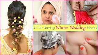 6 Life Saving Winter Wedding Hacks You Must Try   #LifeHacks #Skincare #HairCare #ShrutiArjunAnand