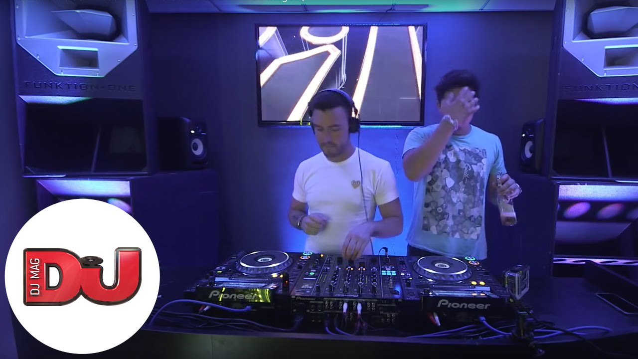 Tom & Collins - Live @ DJ Mag HQ 2015