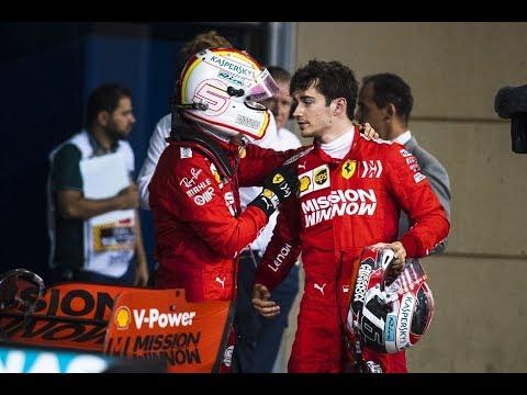 Tigrão ou tchutchuca? Nenhum. Leclerc chega à Ferrari mostrando ser bem inteligente | GP às 10