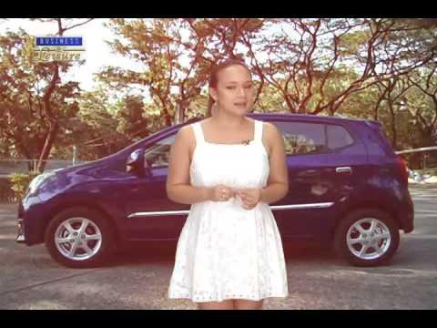Lifestyle Vehicles - Toyota Wigo 2015
