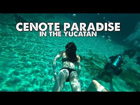 Yucatan Cenotes, Tulum Street Food, and Mucho Amor